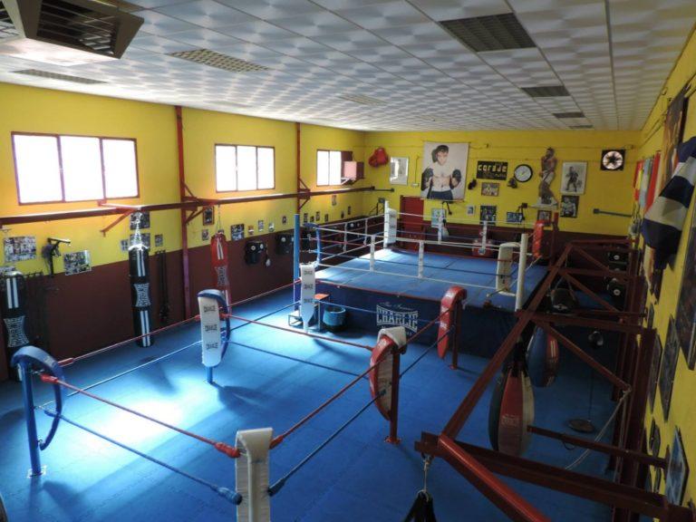 Club Boxeo Coraje Muñoz Fuenlabrada 768x576