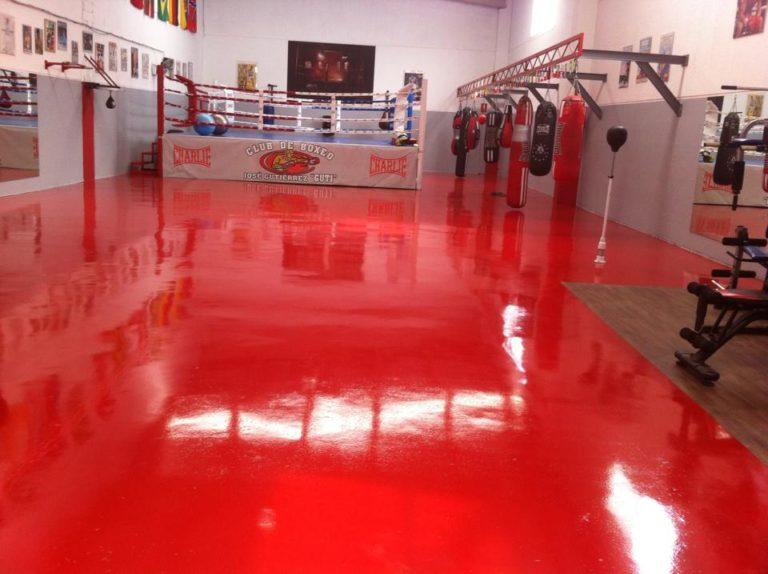 Club de Boxeo Gutierrez Córdoba 768x574