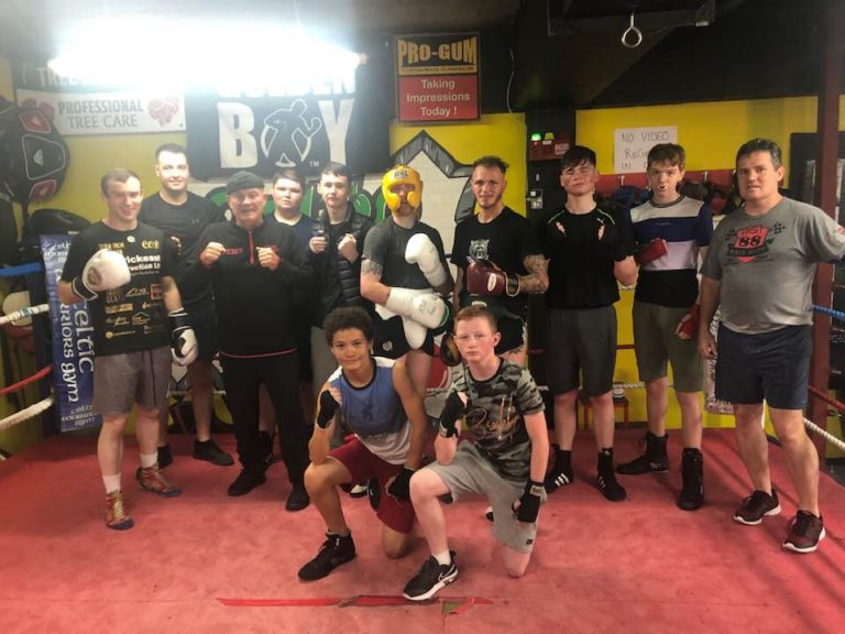 celtic warriors boxing gym dublin irelabd 768x576