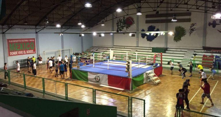 Club México Academia de Boxeo Santiago de Chile Chile 768x409