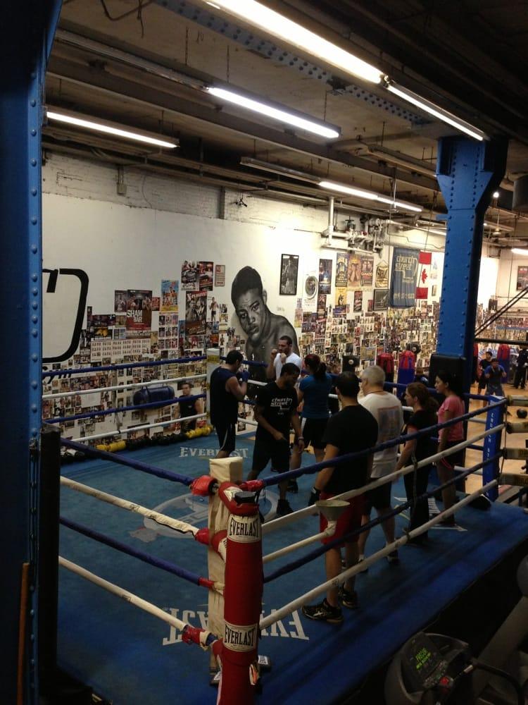 church street boxing gym new york 1