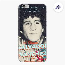 Salvador Sanchez Mexican Boxing Champion Iphone Case