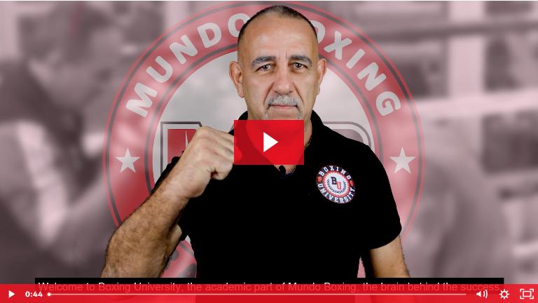 Mundoboxing - Boxing University