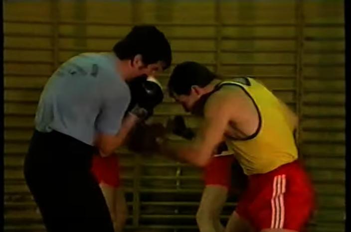 (Vieja) Escuela de Boxeo Polaca II